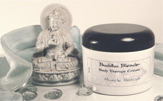 Buddha Blends body therapy cream