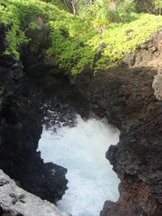 Wainapanapa water