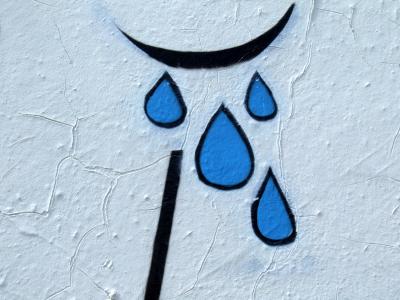 I was feeling sadness, I was feeling blue