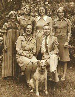 Hillegass family 1973