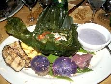 kalo - Hawaiian food