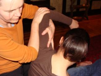 lomi shoulder release